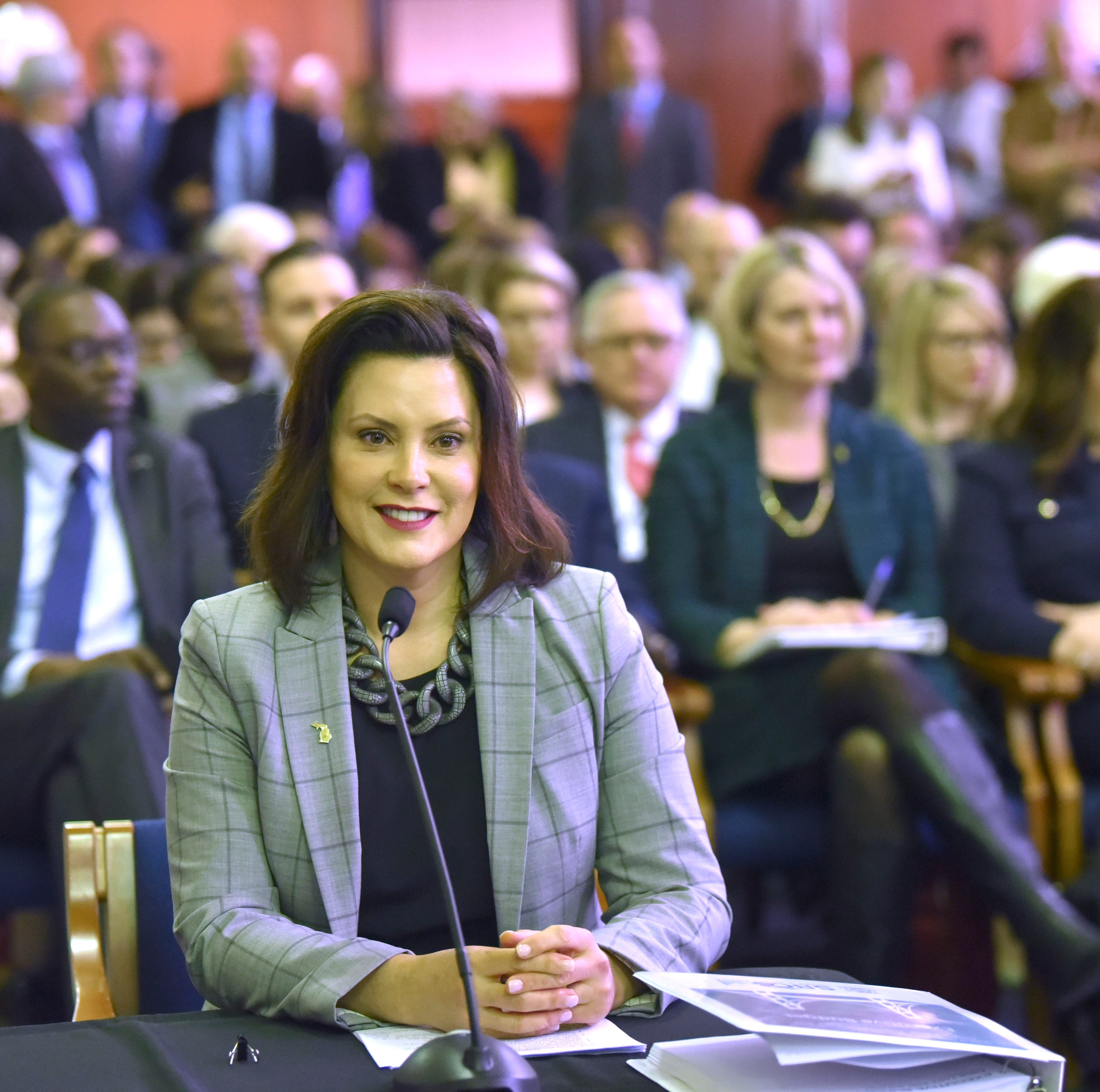 Opinion: Whitmer's record of corporate tax giveaways