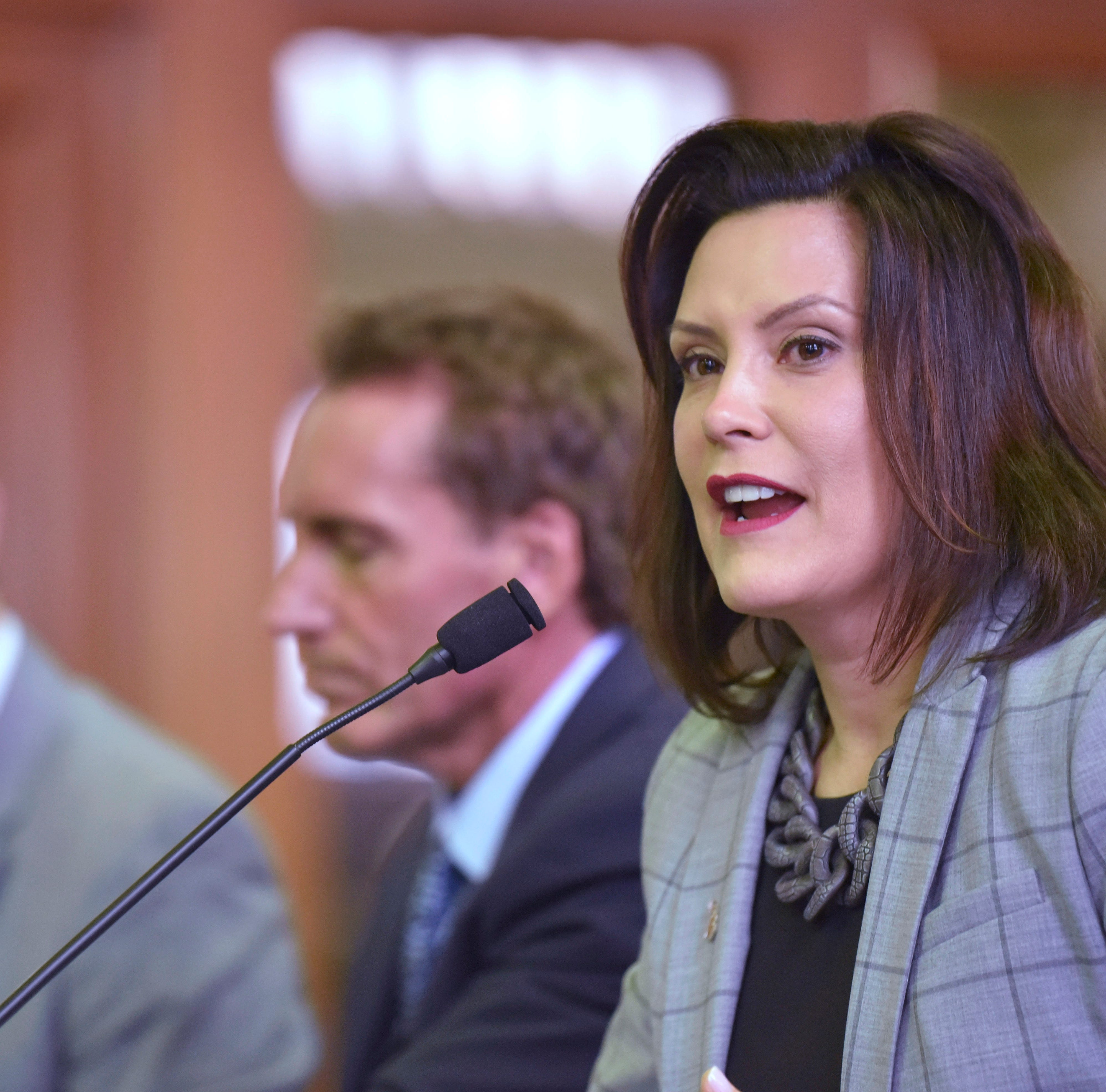 Five years into water crisis, Whitmer works to 'earn back trust'