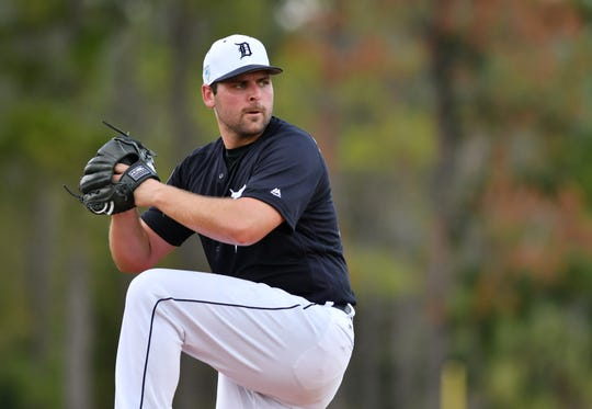 Tigers pitcher Michael Fulmer's 2019 season is in doubt.