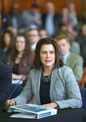 Gov. Gretchen Whitmer's Michigan Opportunity Scholarship would offer two years of debt-free community college for state high school graduates, Bolzman says.