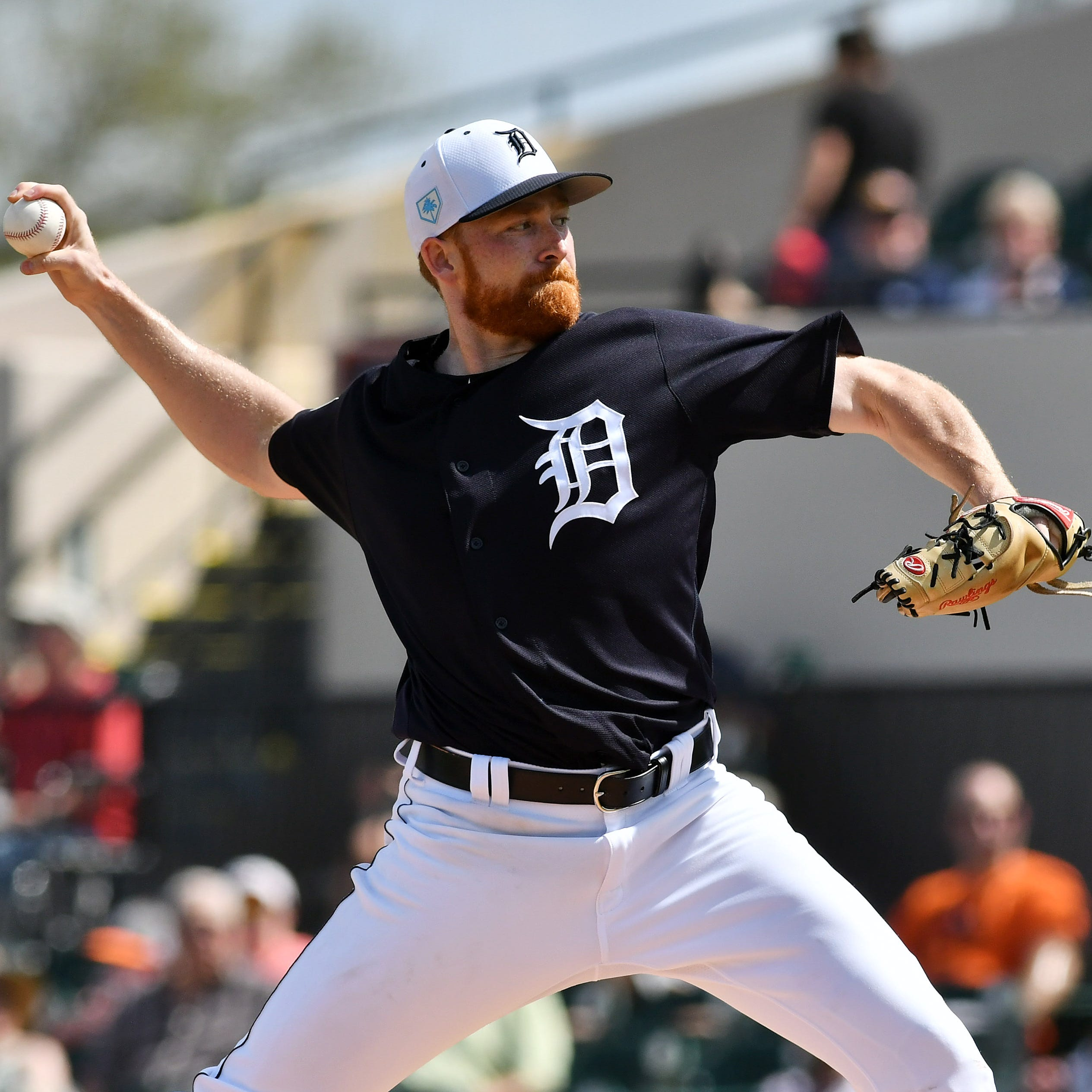 Spencer Turnbull looks to seize opportunity to open season with Tigers