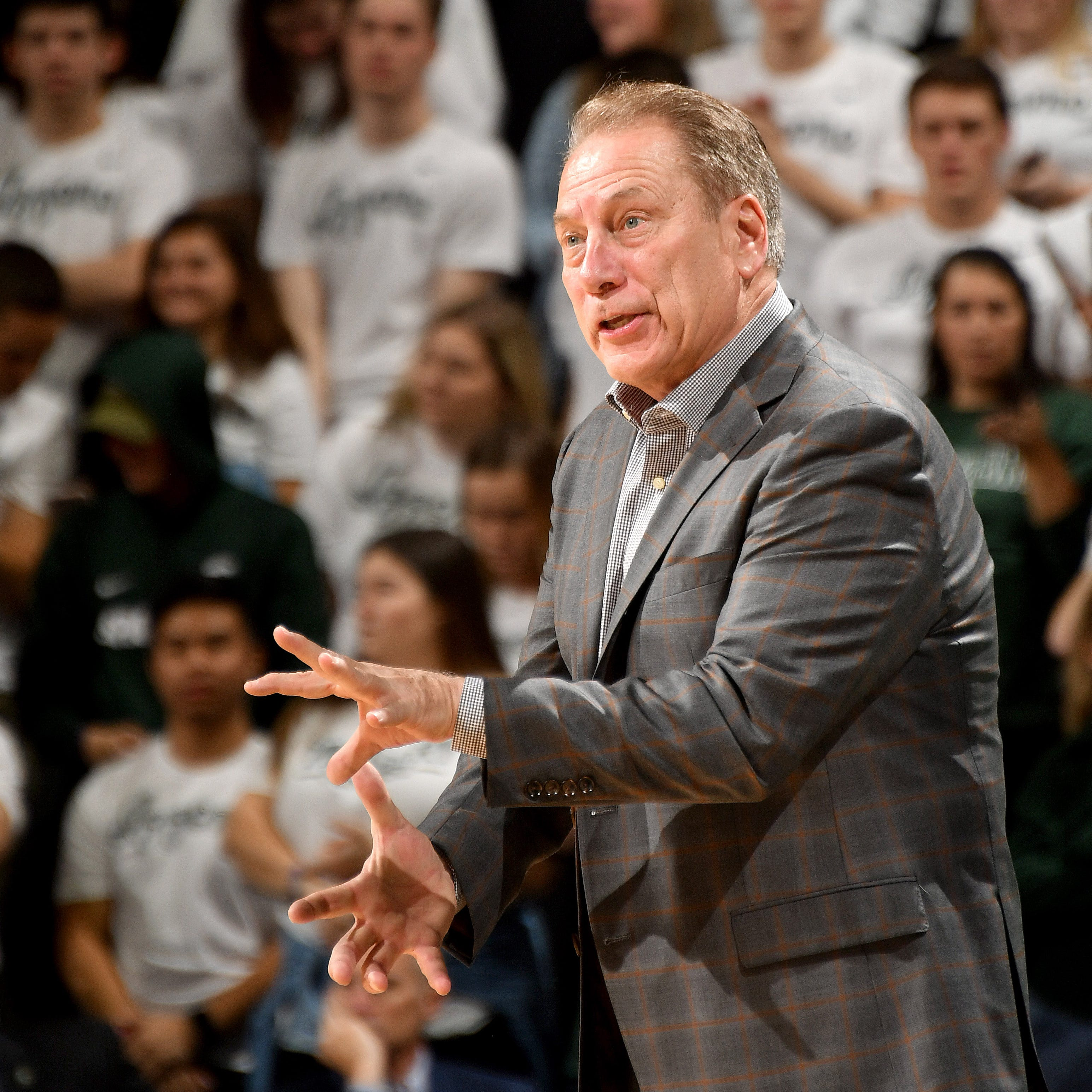 Michigan State's focus on 'task at hand,' not early NCAA Tournament ousters