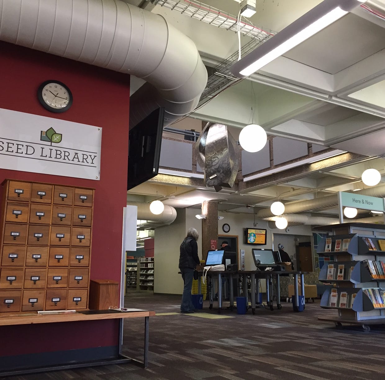 Fort Collins' Old Town Library unveils seed library (just in time for spring)