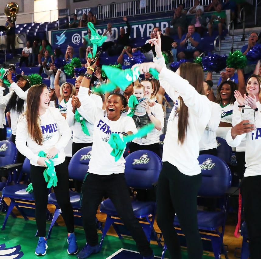 College basketball: Follow live updates of FGCU women's basketball vs. Miami in NCAA tournament
