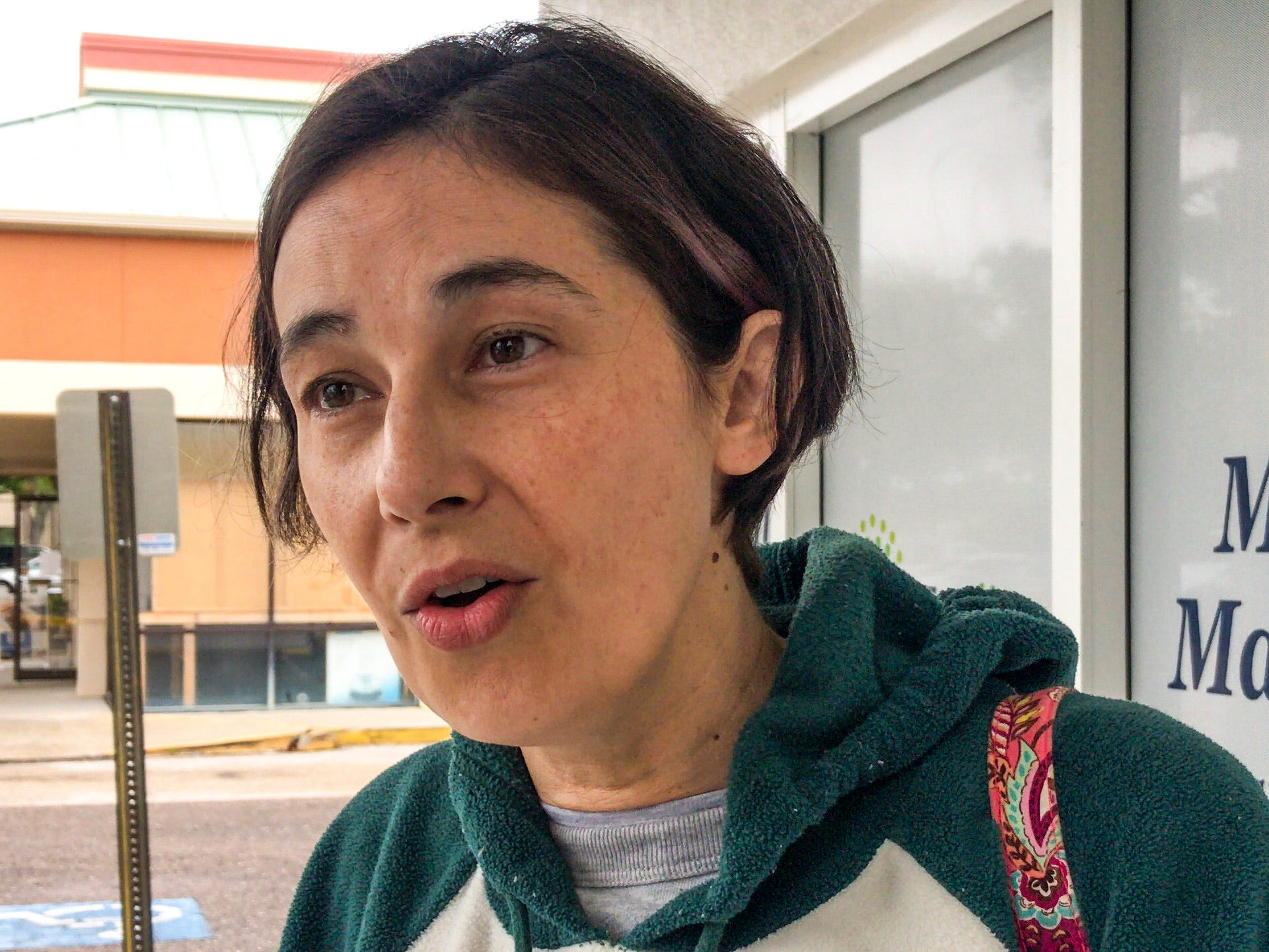 Annie McDermott of Venice looked to buy the cannabis flower at Trulieve in Venice on March 19, 2019, but the state never gave the OK.