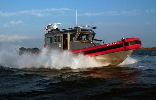Coast Guard units responded to help a fishermen who had apparently received a fatal head injury on a fishing boat Monday about 70 miles southwest of Marco Island.