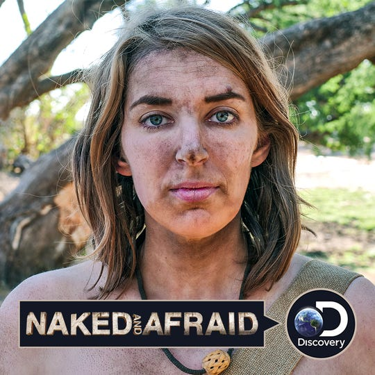 "University of Iowa alum Blair Braverman will be featured on Sunday's episode of ""Naked and Afraid"" on Discovery."