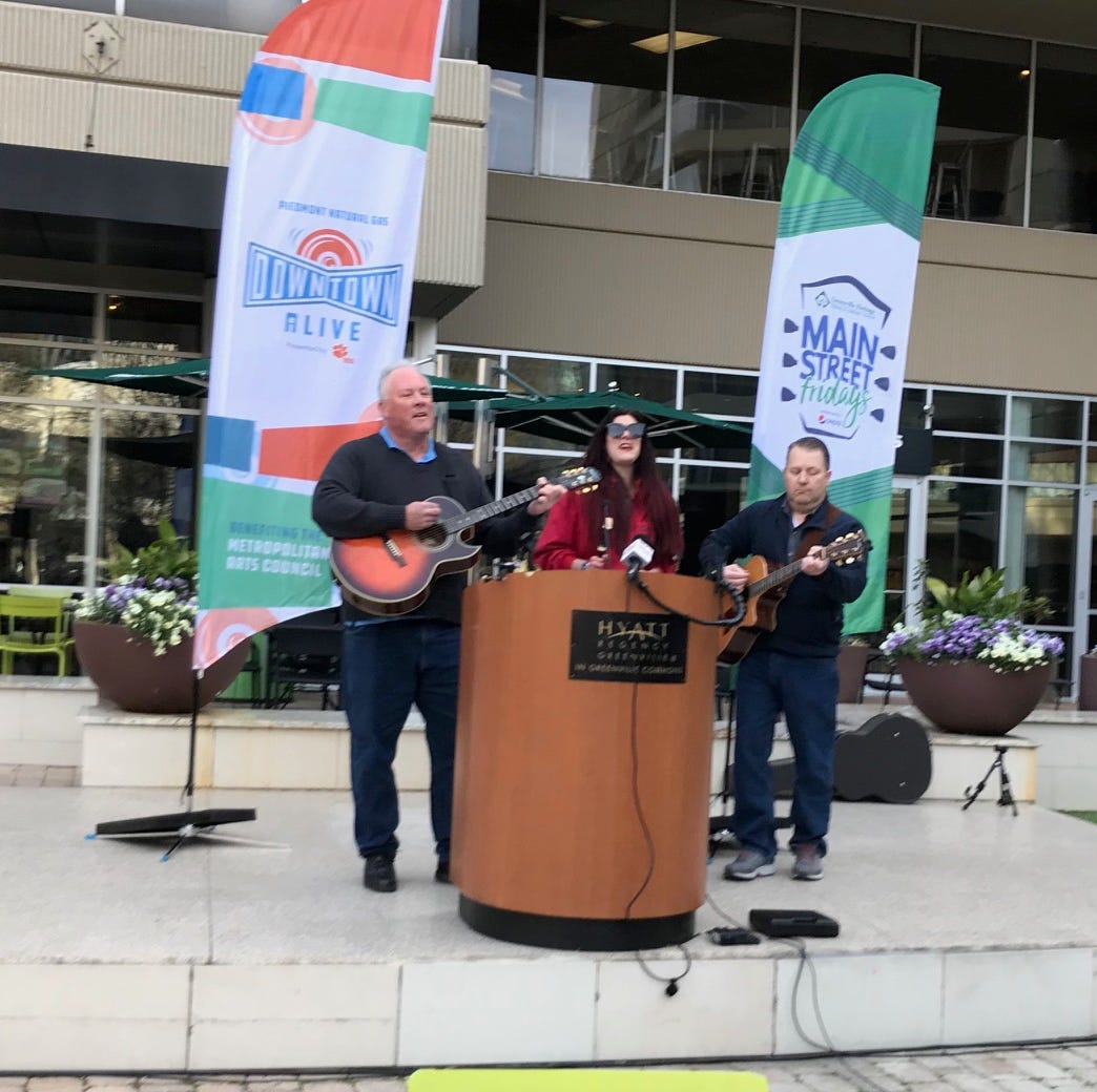 Downtown Alive in Greenville: Here's the schedule for 2019