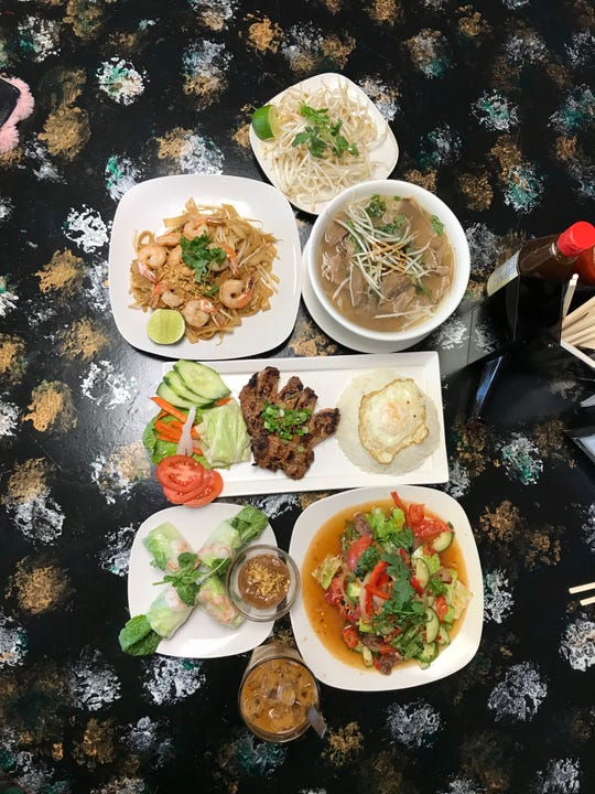 Here are five dishes to try at the new Vietnamese restaurant Pho Vi Tai in Great Falls.