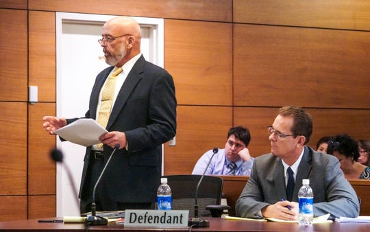 Attorney Tom Fisher on Tuesday filed a writ in the Superior Court of Guam seeking the double pay under Department of Administration's personnel rules for a state of emergency.
