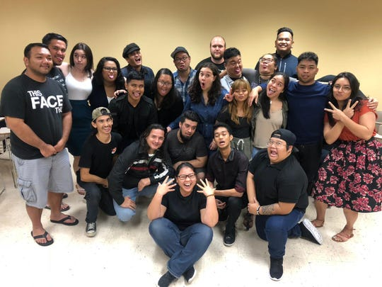"""Now do a silly one!"" Artists and performers from Guam and the NMI will be showcasing their original works and bringing to life a musical from Lin-Manuel Miranda at UOG from March 22 to March 24."
