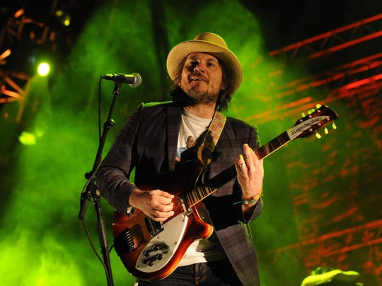 Jeff Tweedy, pictured in 2012, founded the band Wilco in 1994.