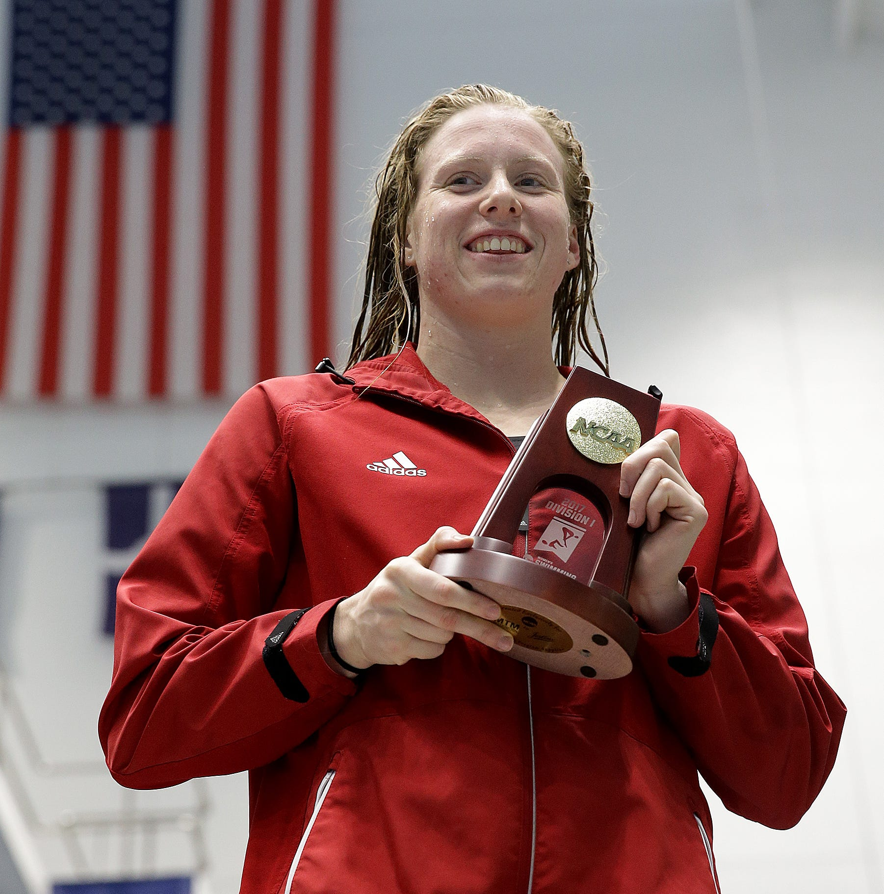 Lilly King could have cashed in off Olympics, instead she stayed at IU all four years. 'I kept my word.'