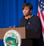 Tanya Bell, president of Indiana Black Expo.