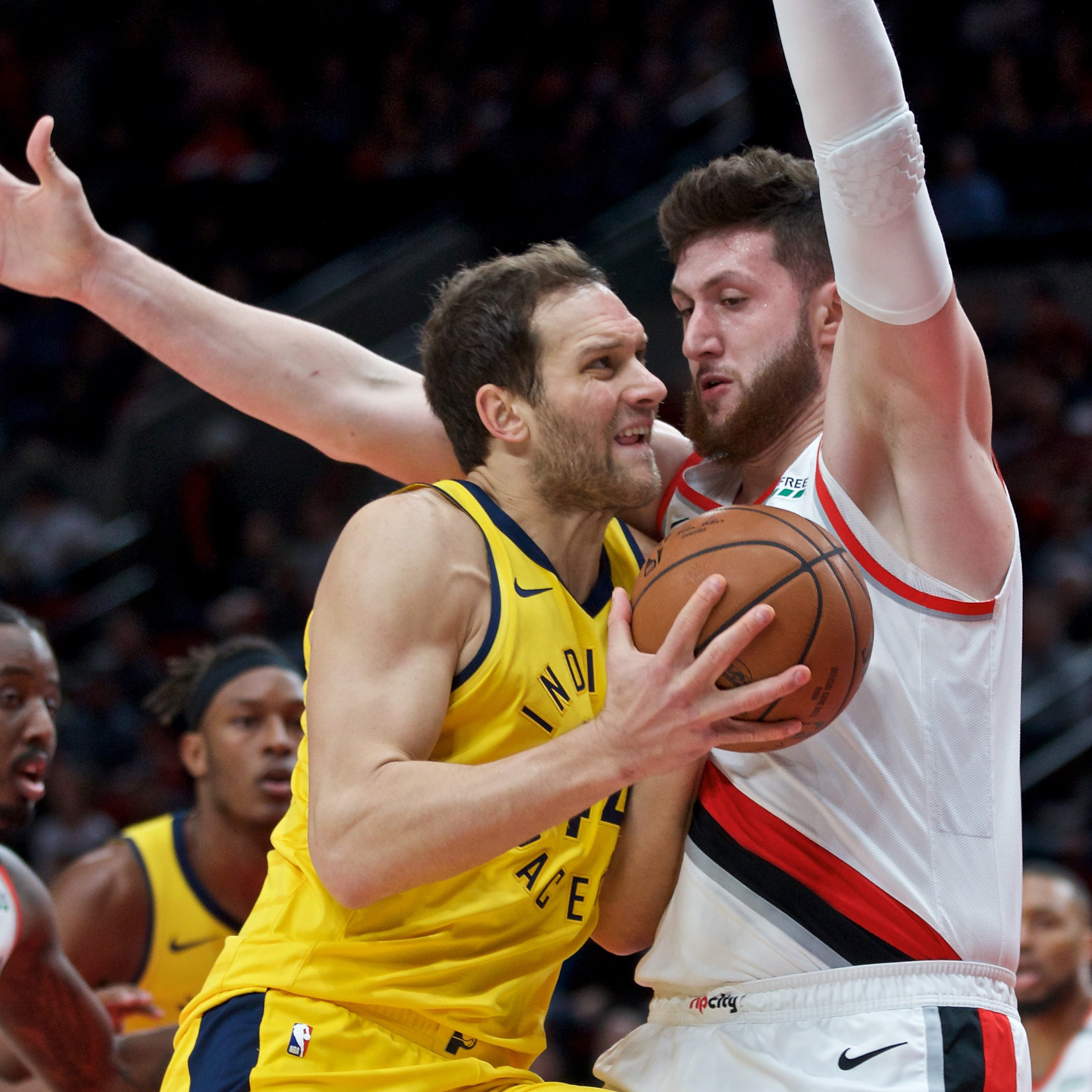 Pacers do it again: Start fast with double-digit lead, lose it quicker vs. Blazers