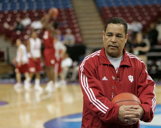 Kelvin Sampson was given a five-year show cause penalty from the NCAA following violations he committed as IU's head coach.