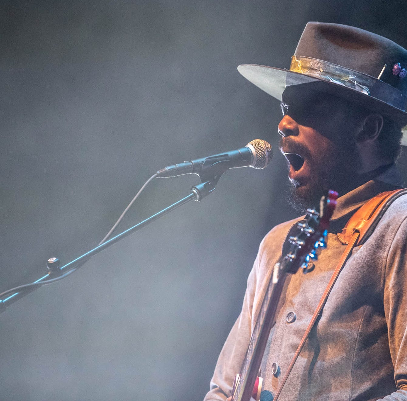 Gary Clark Jr. rolls blues-rock into the future at Old National Centre