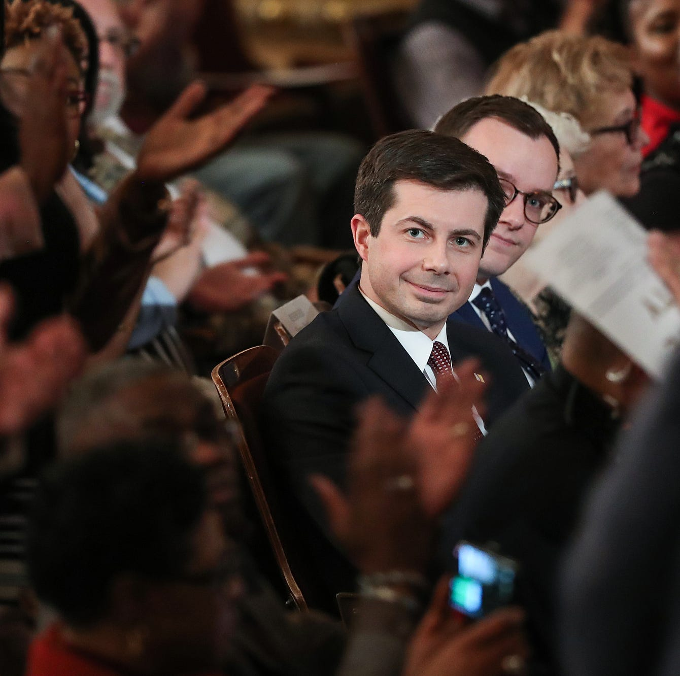 Pete Buttigieg says he's mayor of a turnaround city. Here's how that claim stands up.
