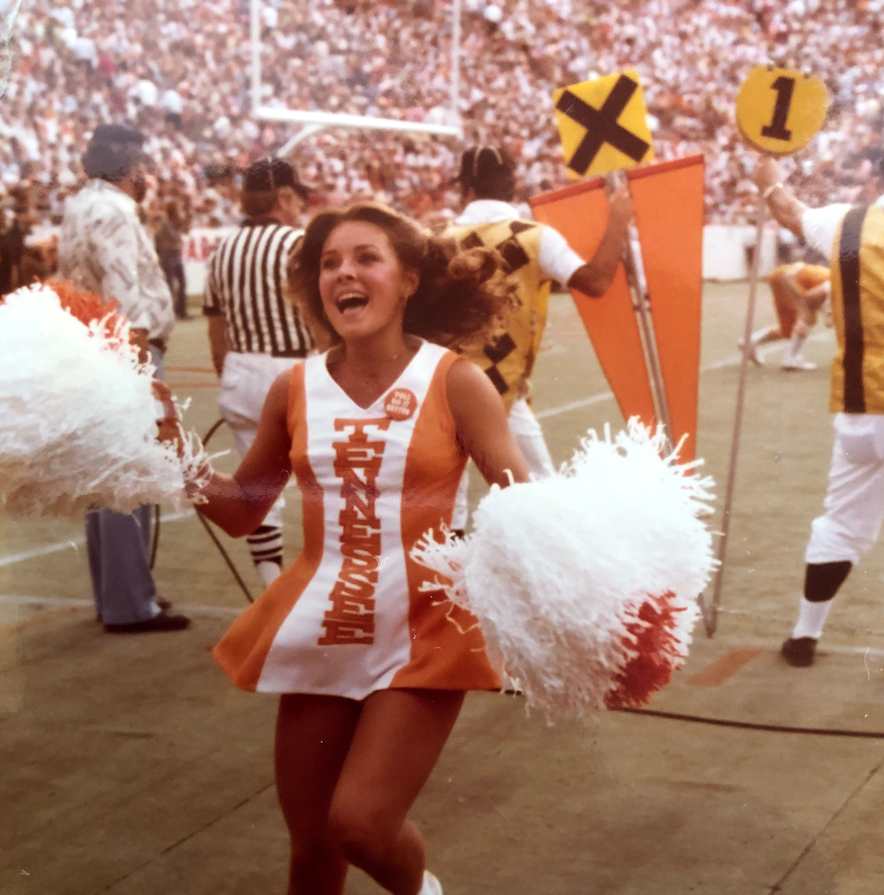 40 years after Tennessee basketball won SEC, former cheerleader has faith Vols will 'Gumba'