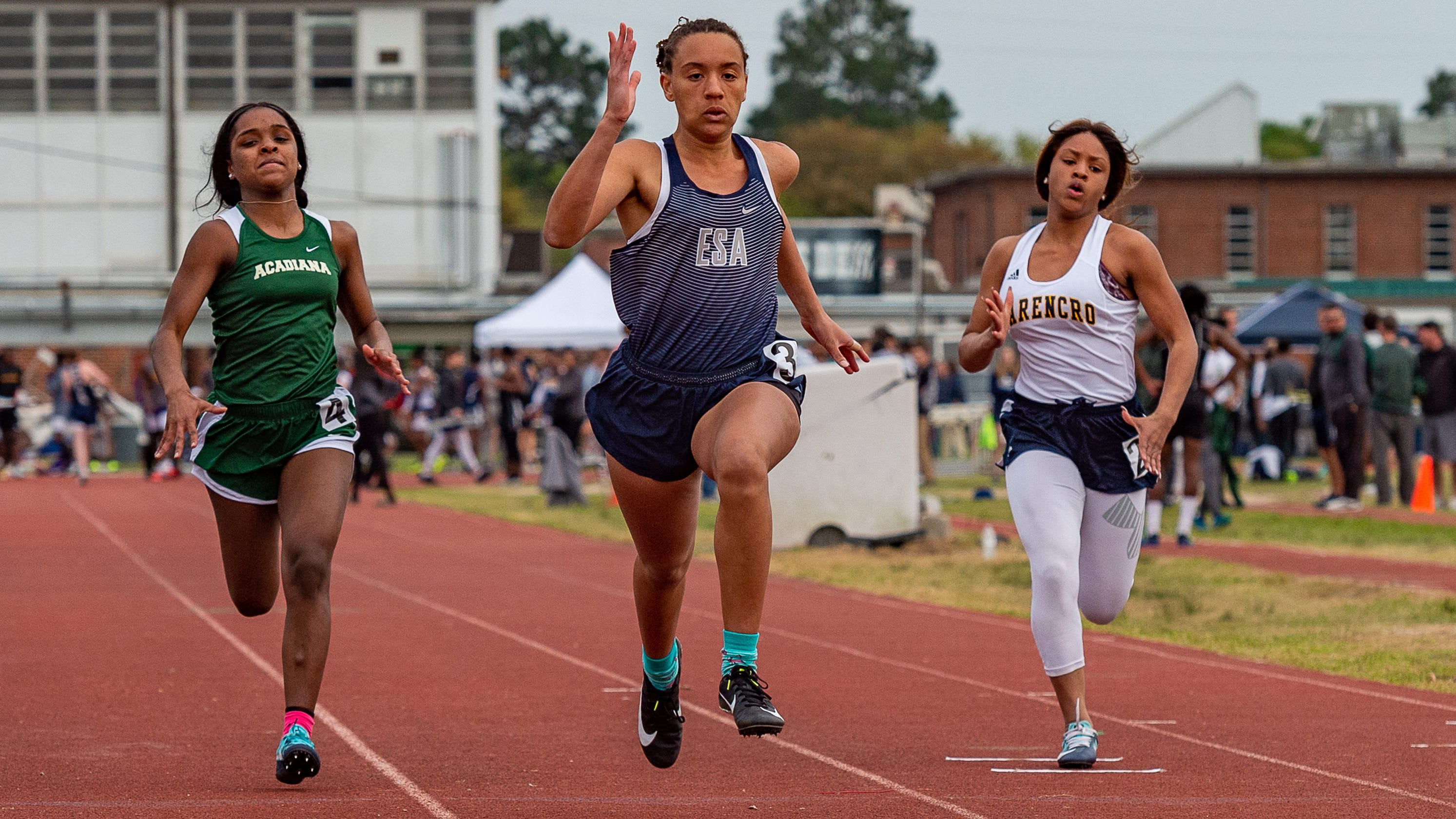 State Track roundup: Episcopal of Acadiana girls shooting