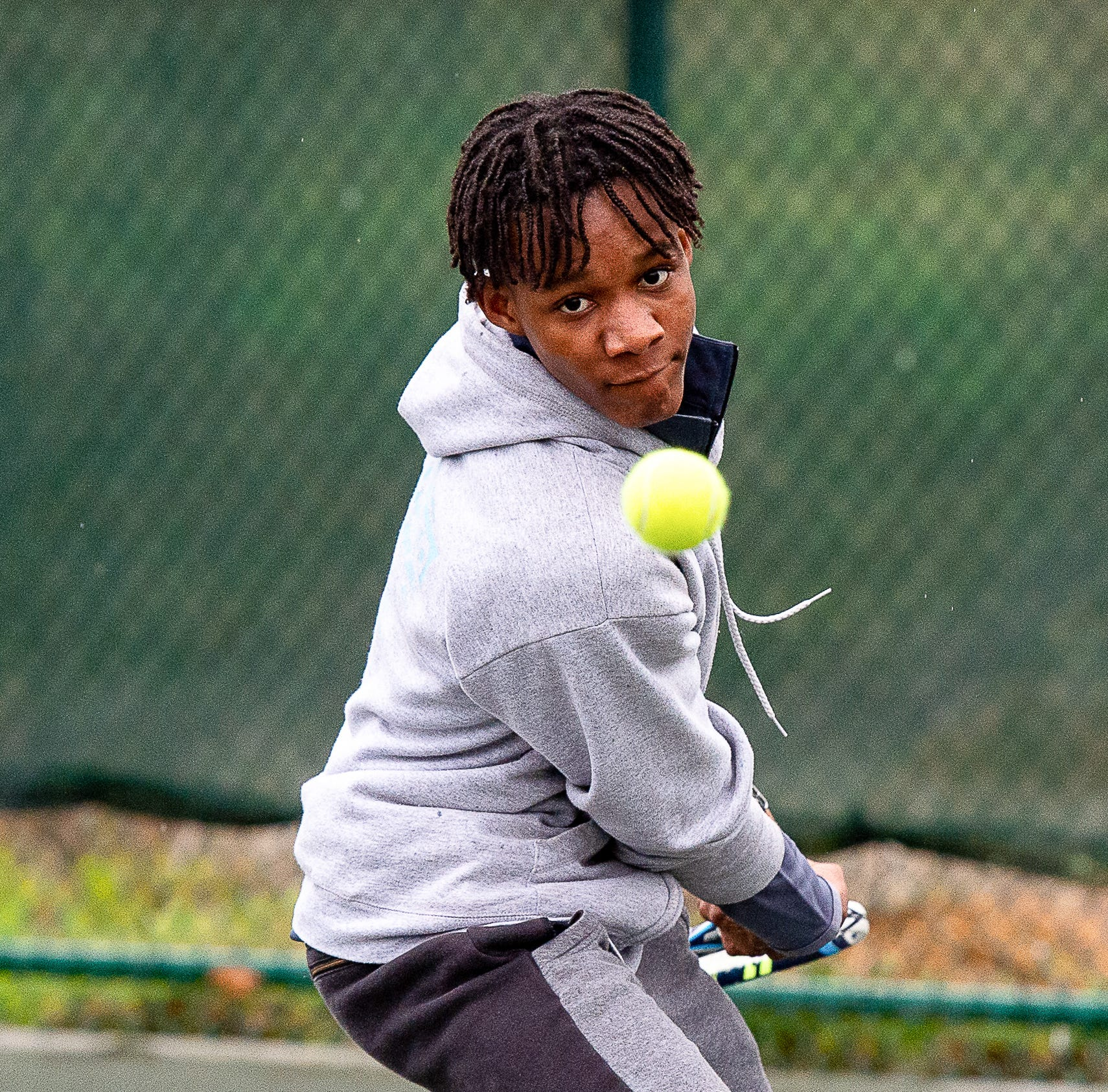 Lafayette teen from Haiti is rising tennis star with big dreams
