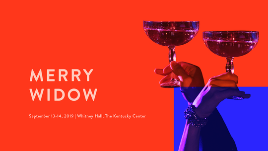"""Merry Widow,"" Sept. 13-14 is part of Louisville Ballet's 2019-20 season."