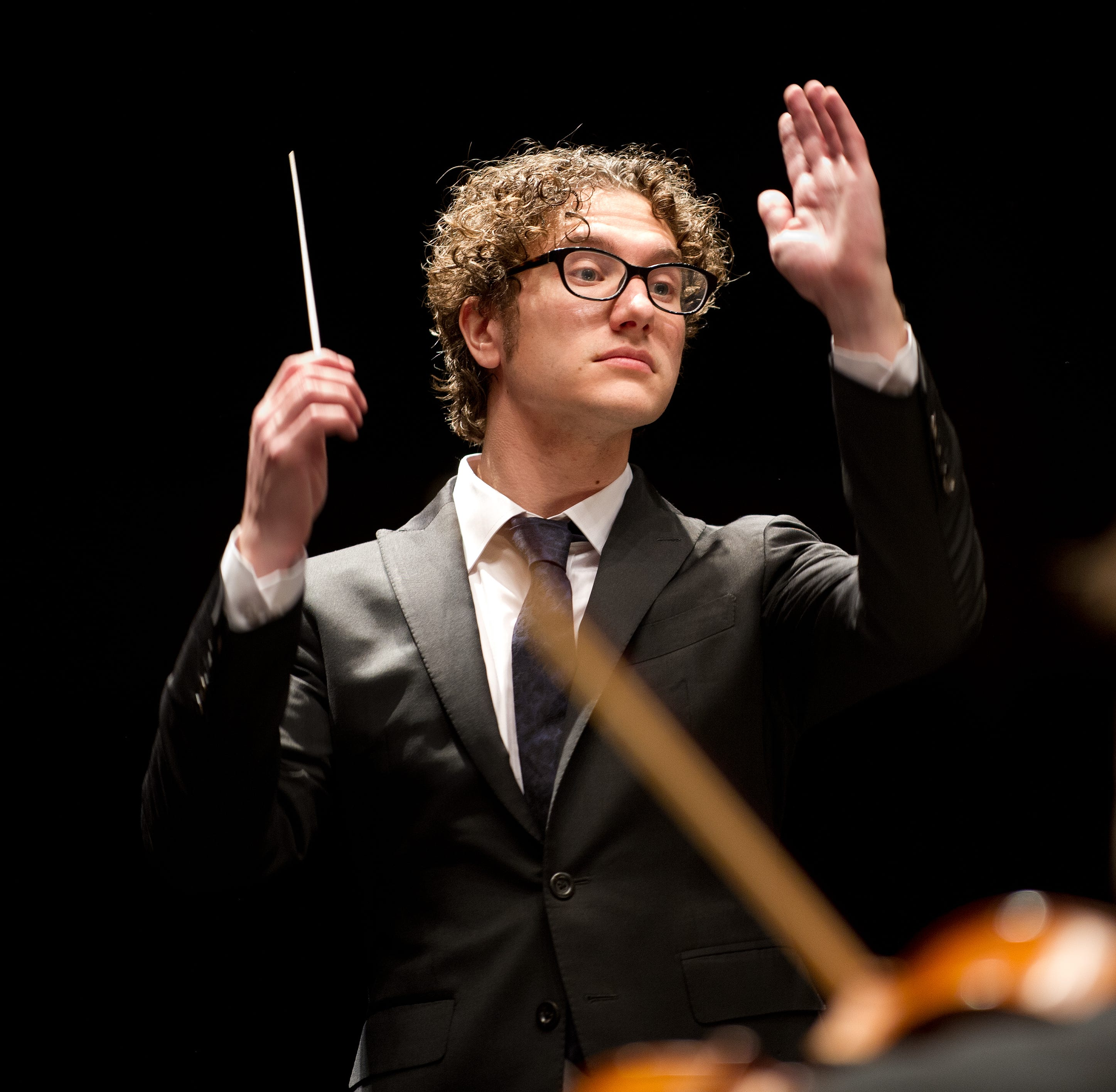 CBS Sunday Morning to feature Louisville Orchestra conductor Teddy Abrams