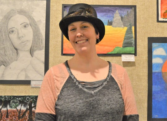 Leeann Klein is an art teacher at Manitowoc Wilson Middle School.