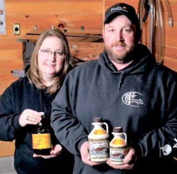 Maple syrup festival in Manitowoc, Sheboygan counties features three sites Saturday