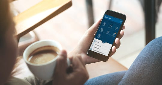 Ohio Health patients can access some of their medical information through an app on their smart phones.