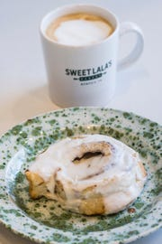 Sweet LaLa's Bakery will feature baked good, lunch items and coffee.