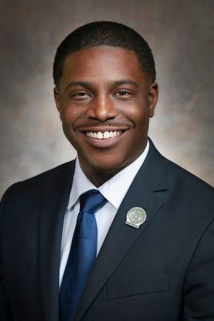 Democratic Rep. David Crowley of Milwaukee.