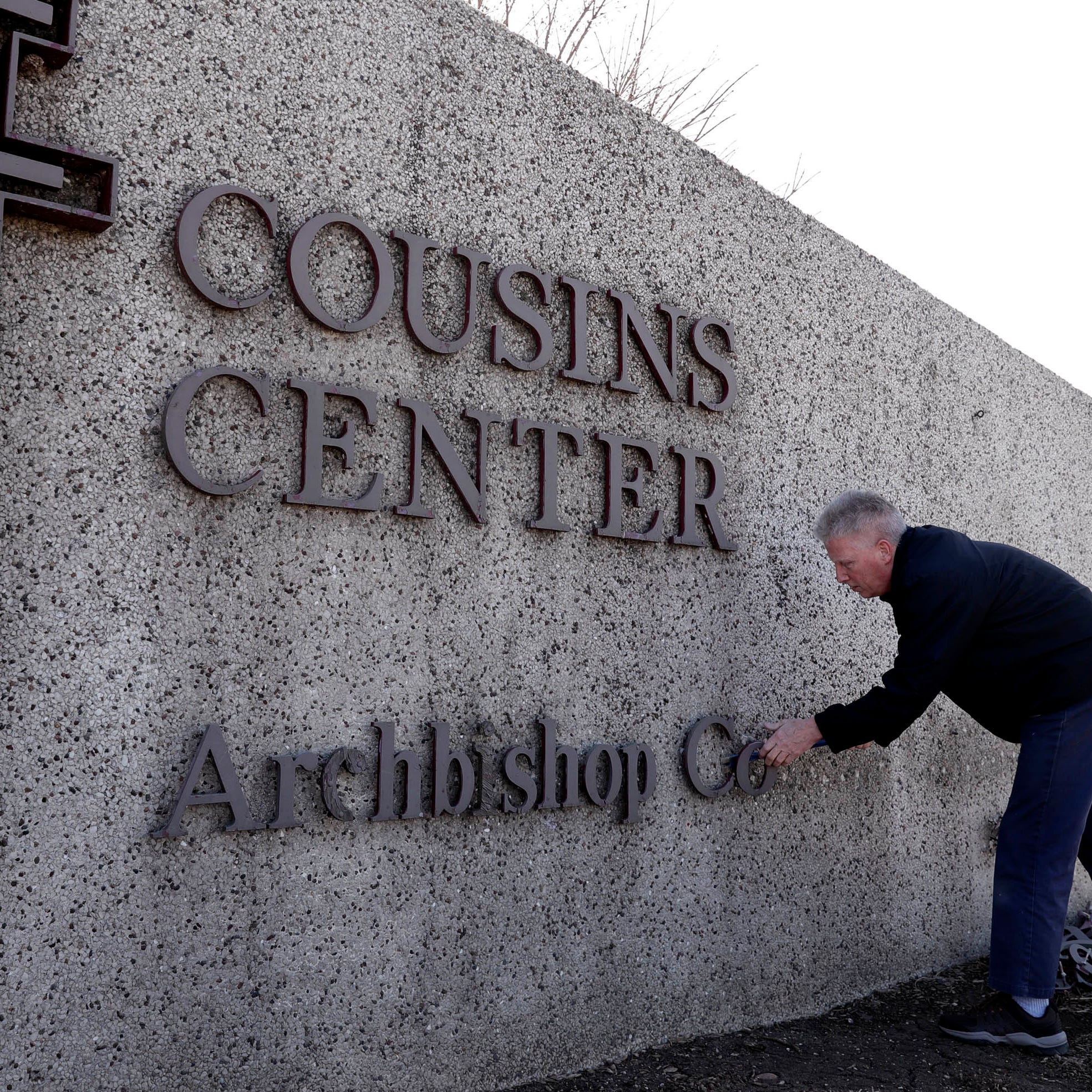 Archdiocese of Milwaukee removes names of Cousins, Weakland from headquarters and cathedral