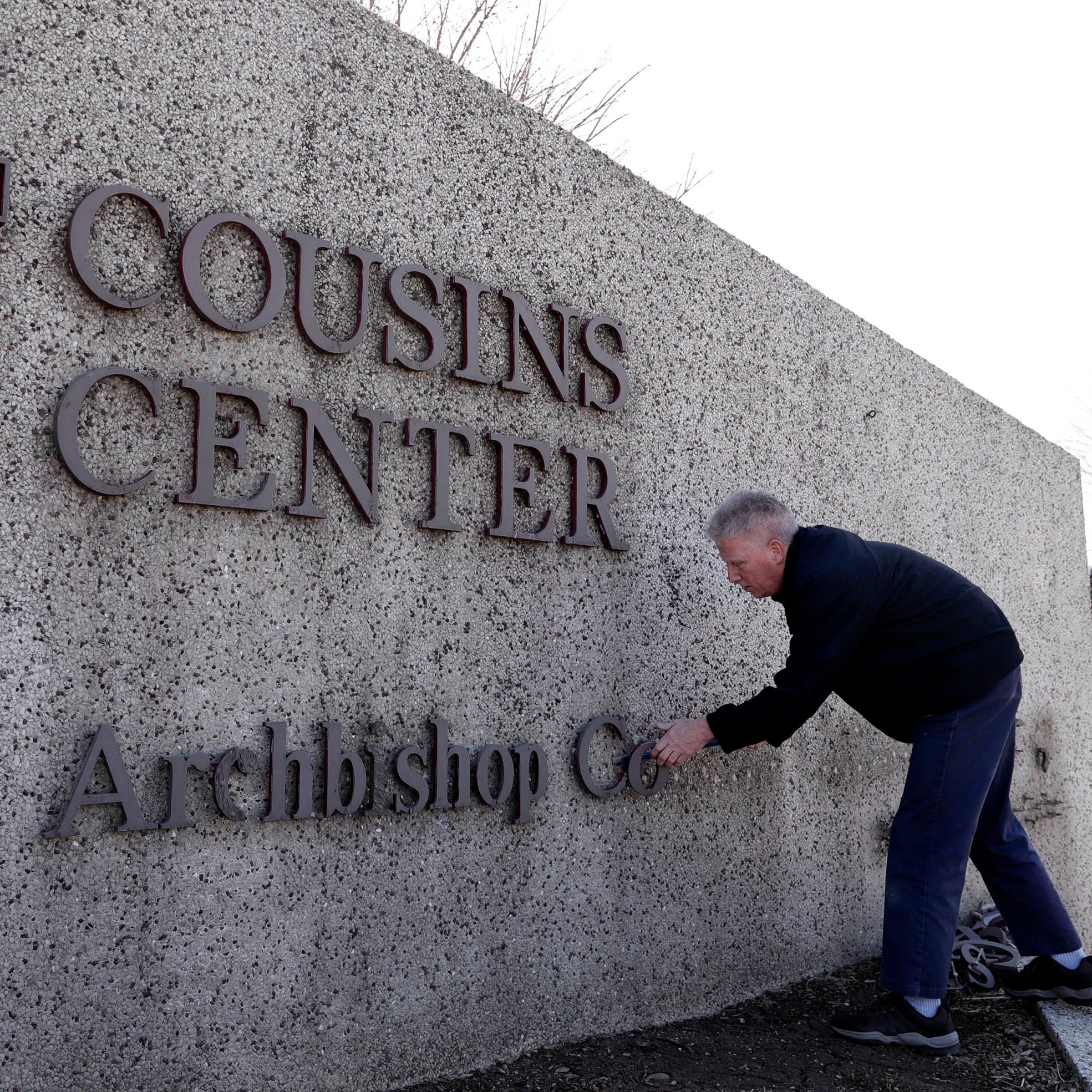 Archdiocese of Milwaukee to drop names from Cousins, Weakland centers