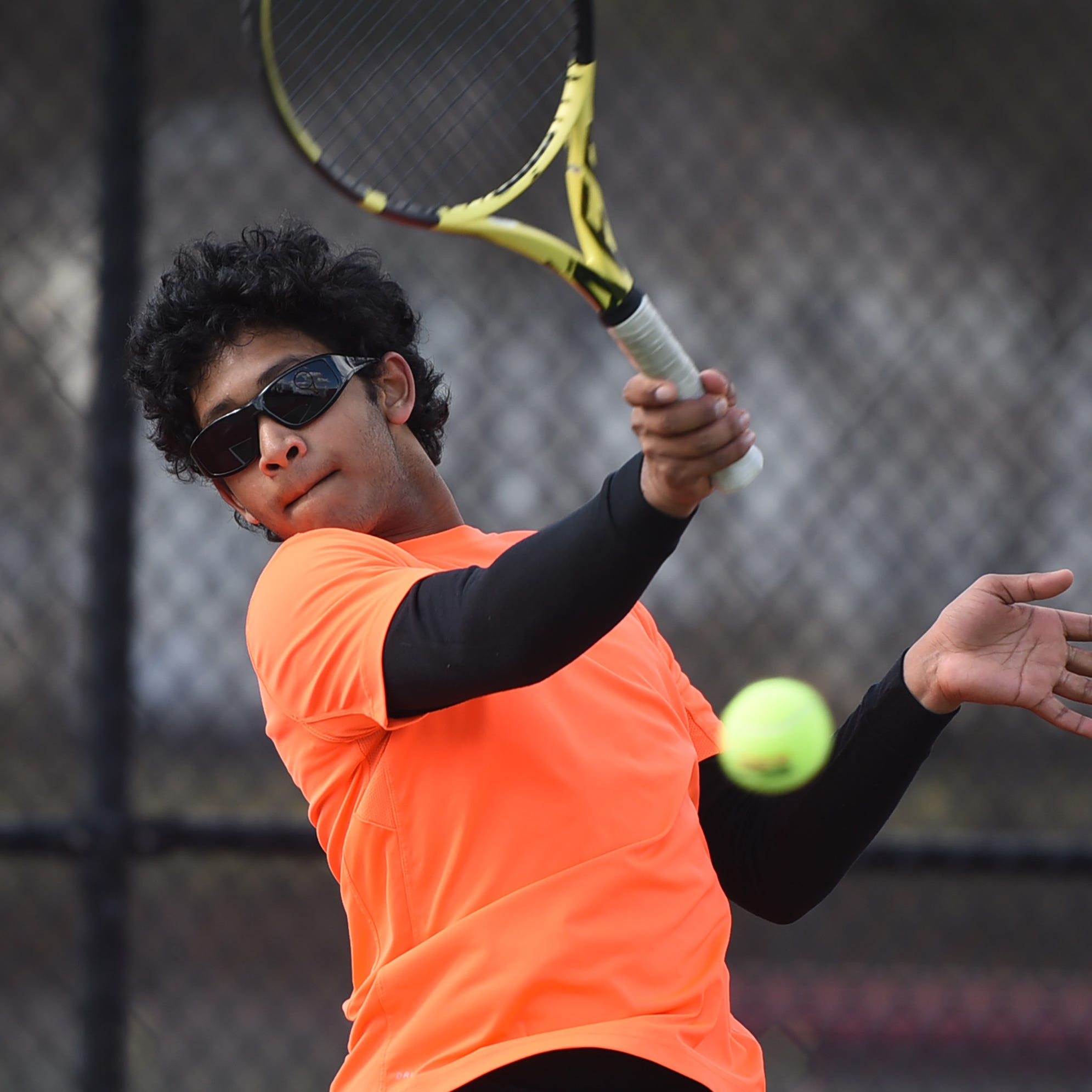 Diversity bringing Morris Hills tennis team together
