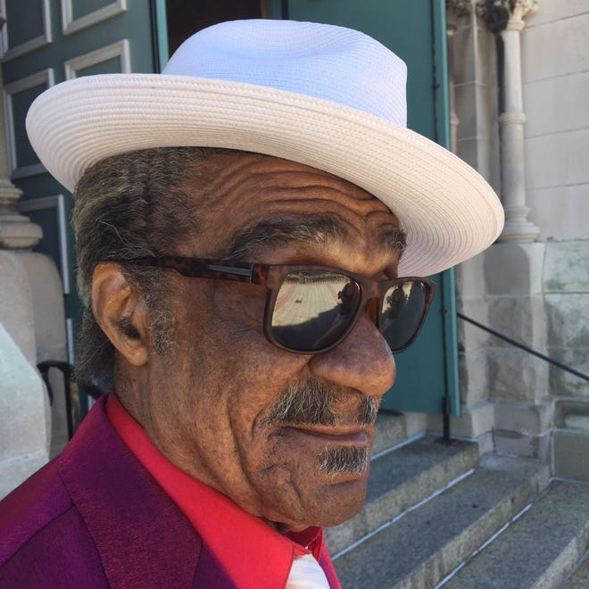 R&B singer and songwriter Andre Williams died Sunday at age 82.