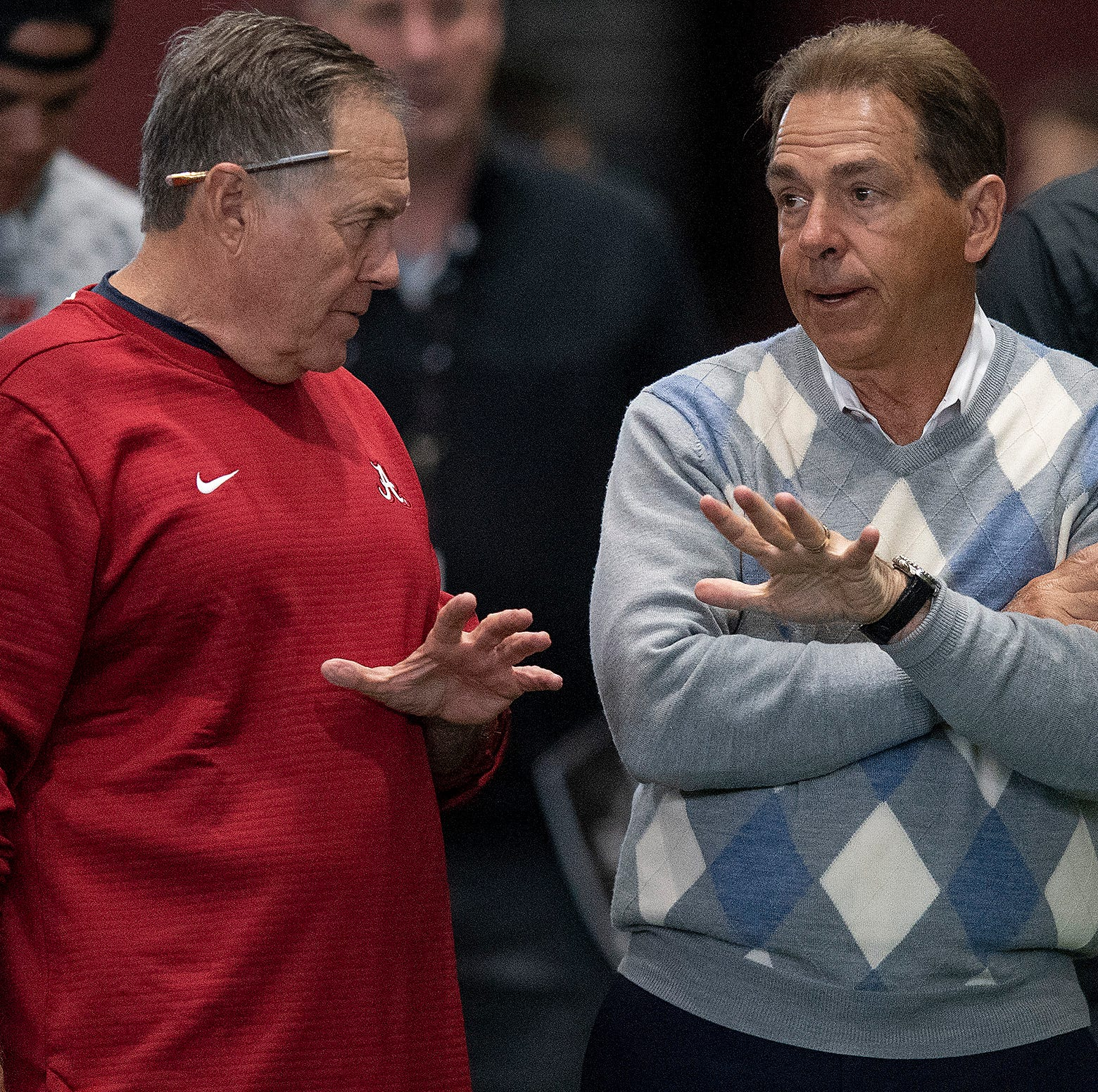 Saban rails against the growing 'culture' of underclassmen leaving early for the NFL