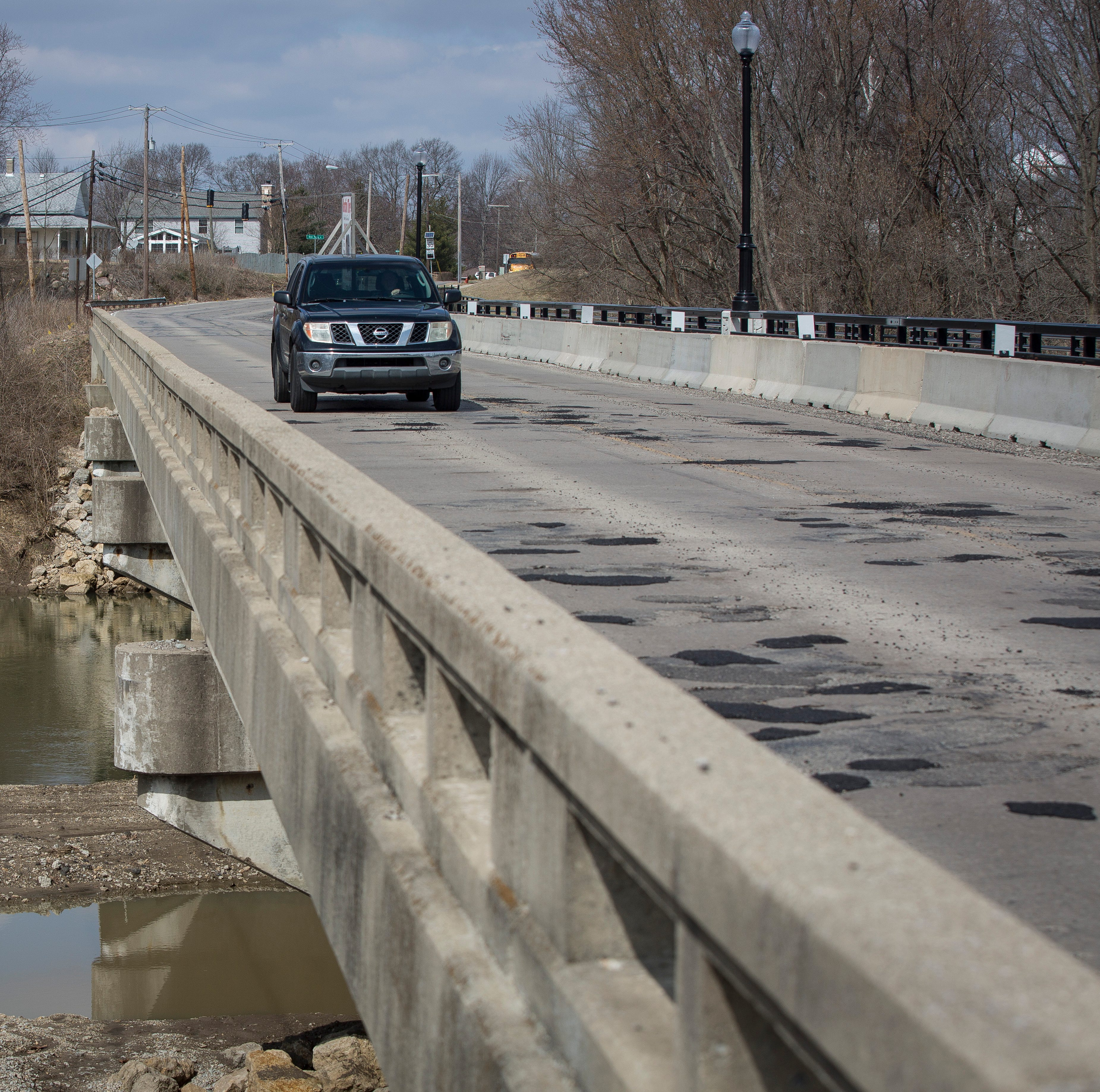 Tiger Drive bridge construction in Yorktown to start again April 1