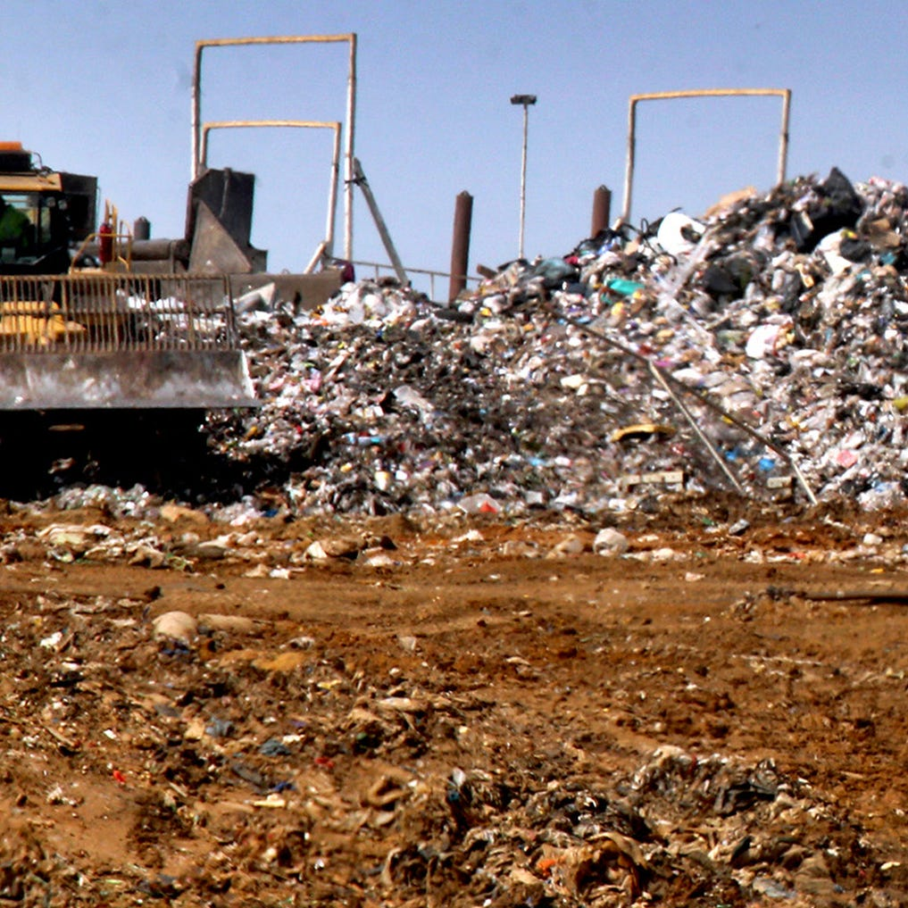 'We need to handle our own business': Leaders plan for end of Middle Point Landfill