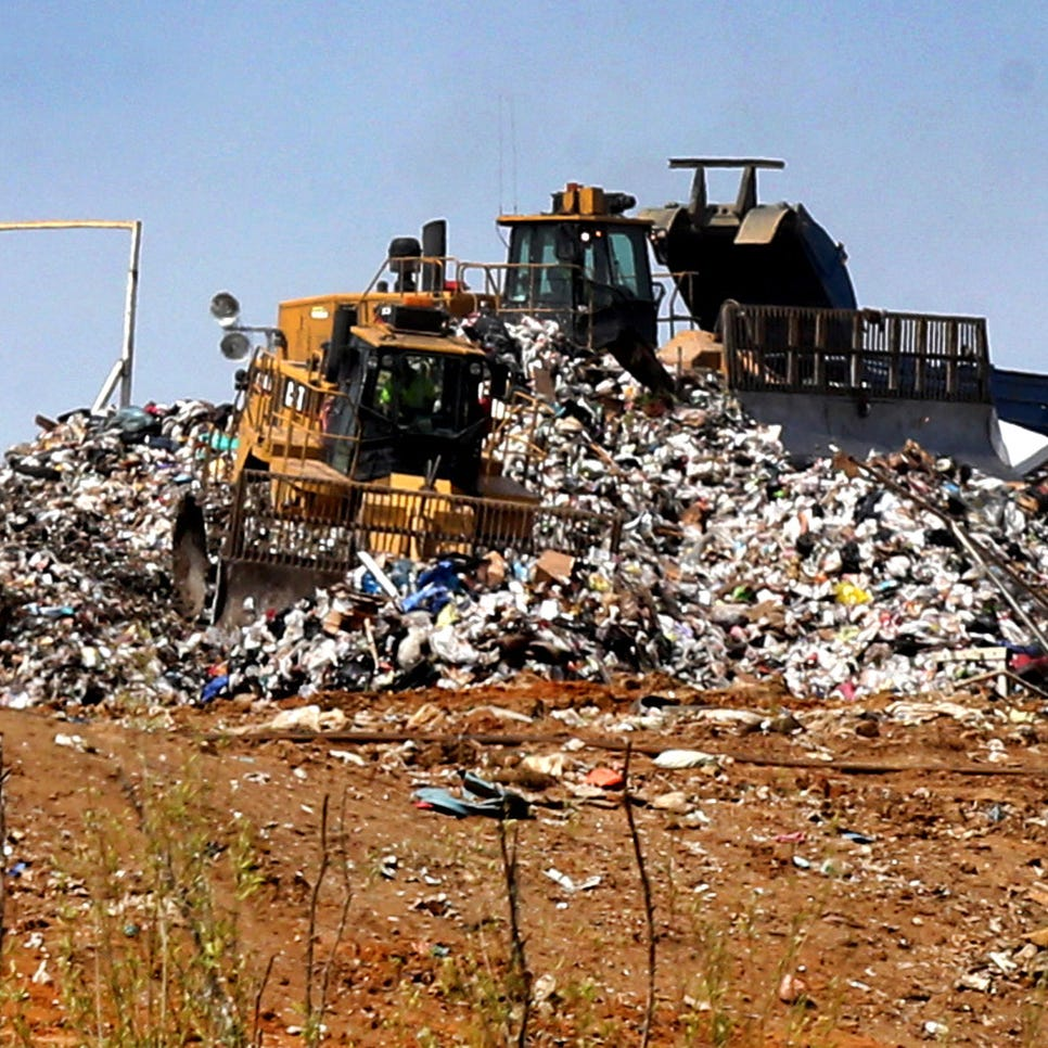 Nashville recycling at pivotal point as state's busiest landfill nears closure