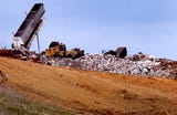 Rutherford Mayor Bill Ketron recommends pursuing composting and recycling to replace Middle Point Landfill operation expected to close within 9 years.