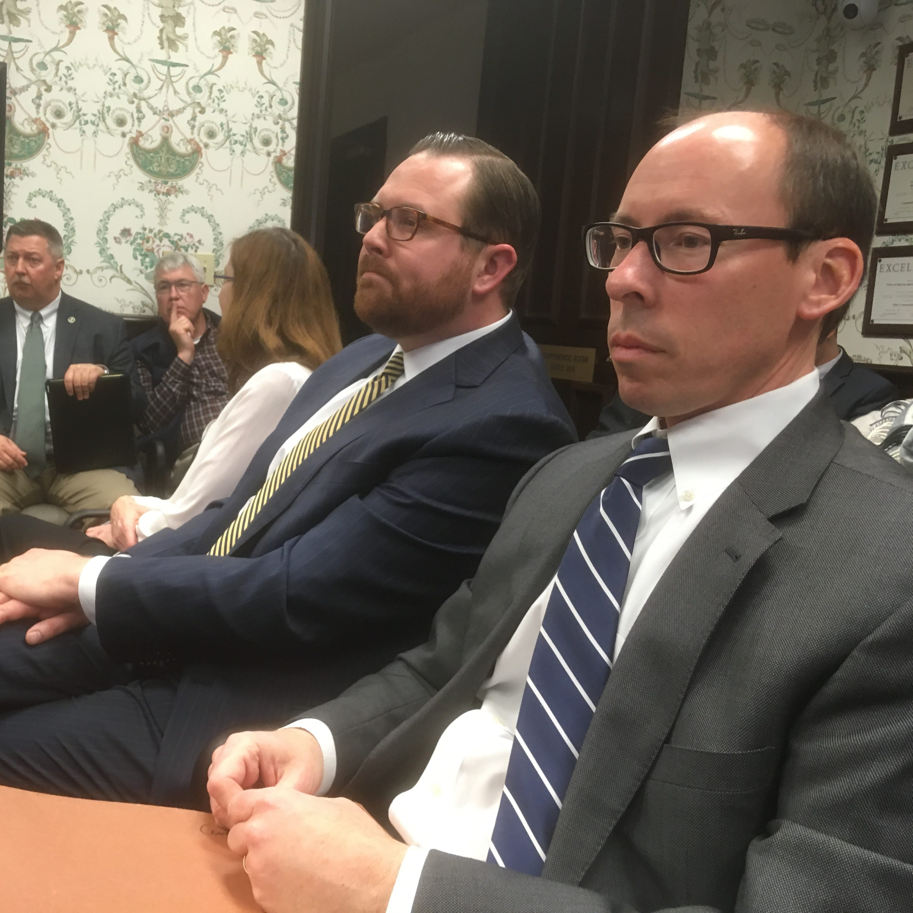 Rutherford County Attorney Josh McCreary's law firm partner may replace him
