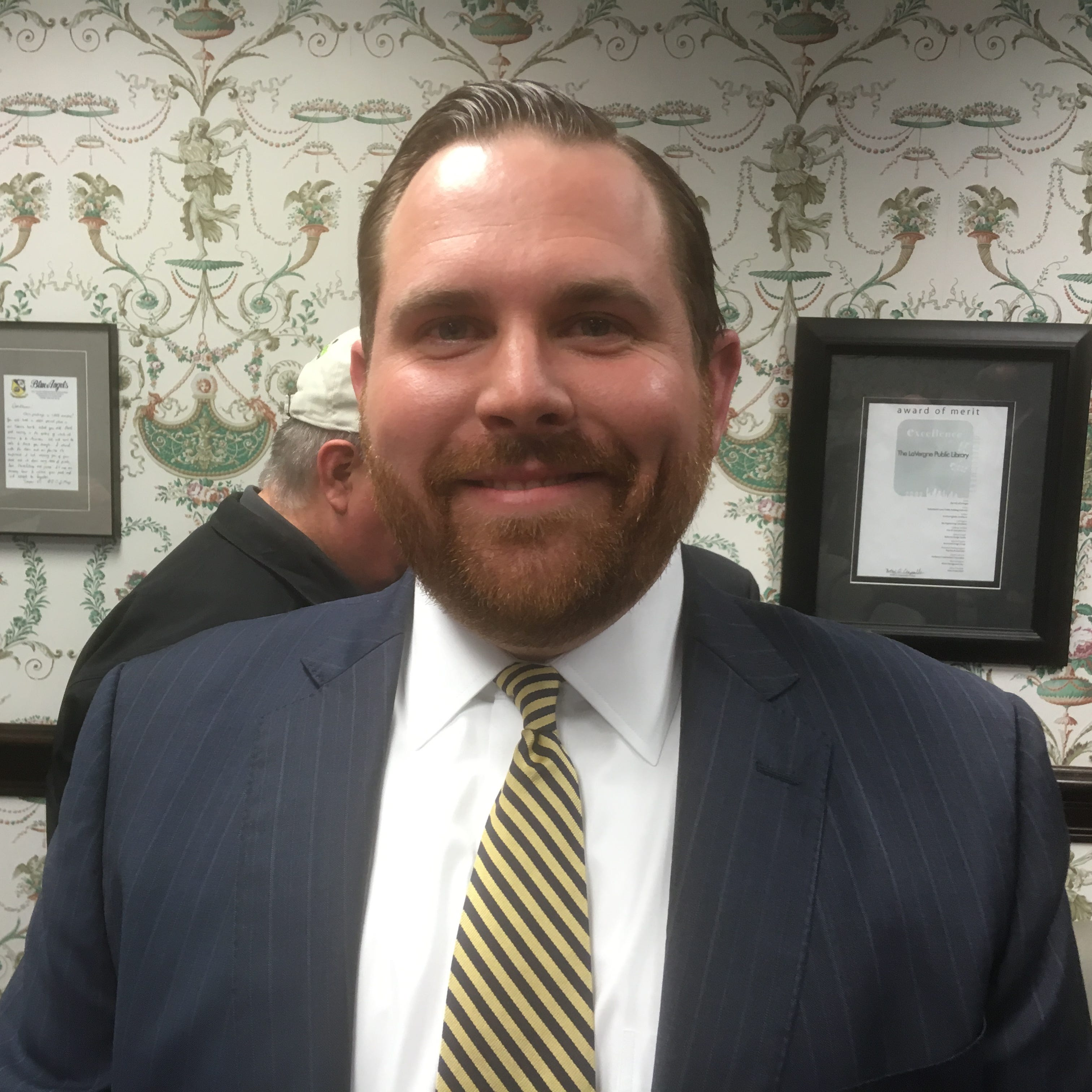 Rutherford County Commission votes to hire Nick Christiansen as county attorney