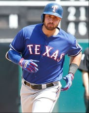 Joey Gallo is expected to be in the lineup for the Texas Rangers lineup in Sunday's exhibition game against the Sounds at First Tennessee Park.