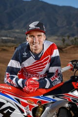 Cole Seely, motorcross star and nephew of Grand Ole Opry star Jeannie Seely