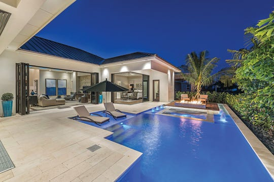 KTS Homes' Newport model is an award-winner with incredible outdoor living area.