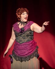 "Becca McCoy in ""The Mystery of Edwin Drood"""