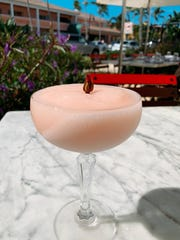 The French Rustique Brasserie now offers frosé on Fifth Avenue South in Naples.