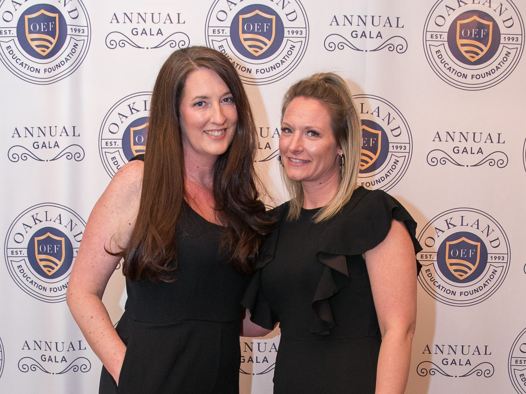 Kerry Thurston, Kristen Nelson. The Oakland Education Foundation held their 25th Anniversary Casino Night Gala at Preakness Hills Country Club in Wayne. 03/16/2019