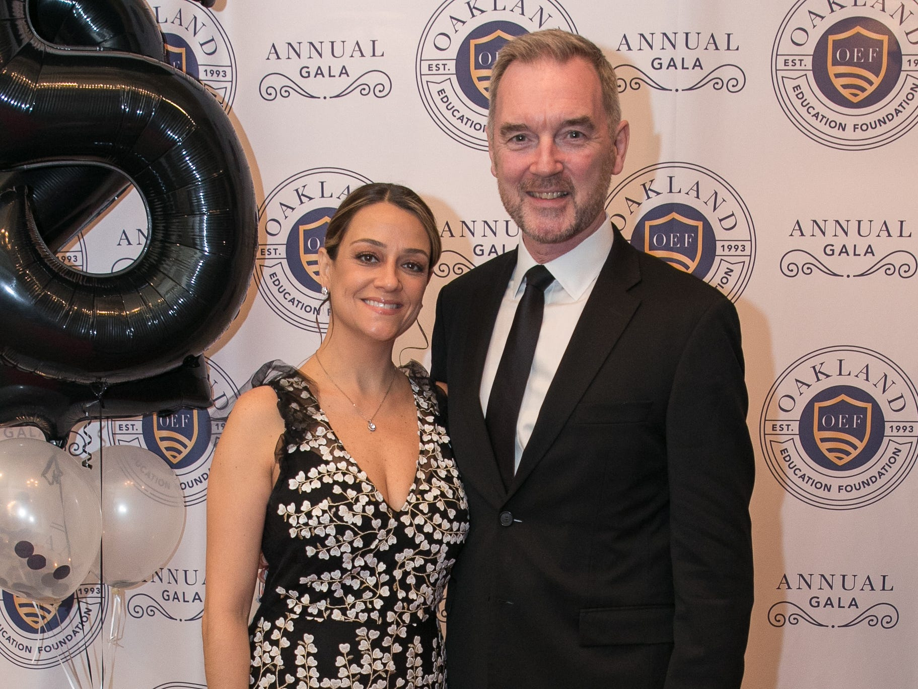 Andrea and Michael Caipens. The Oakland Education Foundation held their 25th Anniversary Casino Night Gala at Preakness Hills Country Club in Wayne. 03/16/2019